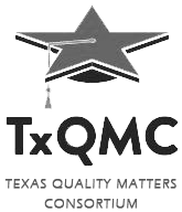Logo for Texas Quality Matters Consortium
