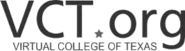 Logo for Virtual College of Texas